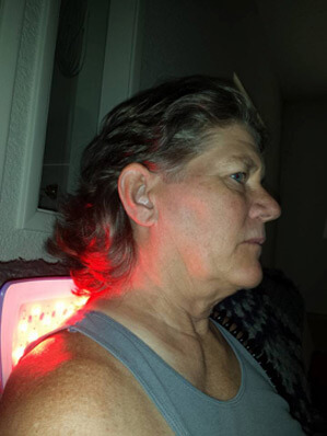 result of red light therapy for people