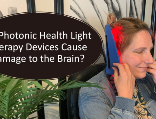 Do Photonic Health Light Therapy Devices Cause Damage to the Brain?