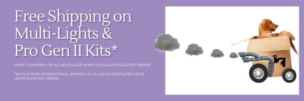 Free Shipping_ on Multi-Lights & Pro Gen II Kits (2)